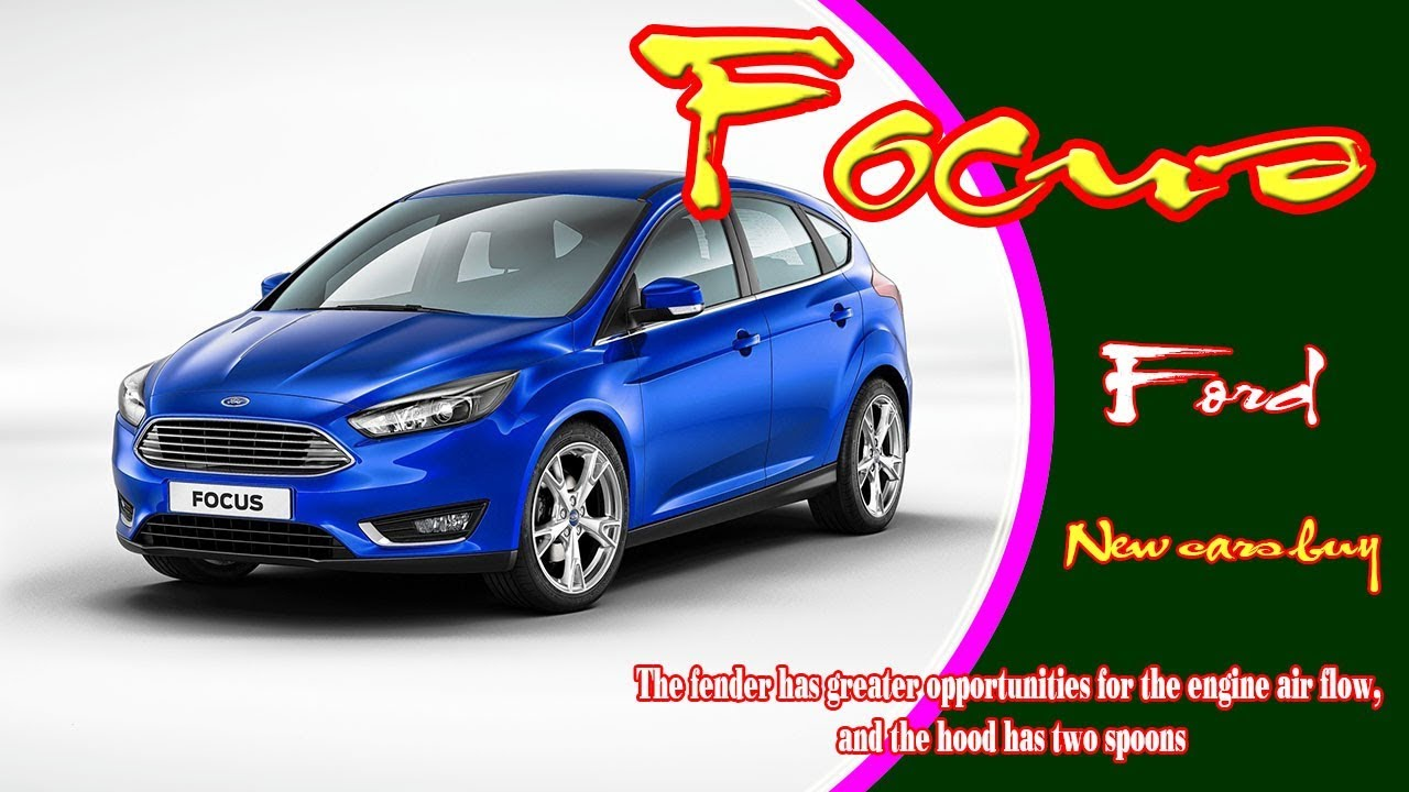 2020 Ford Focus | 2020 Ford Focus Electric | 2020 Ford ...