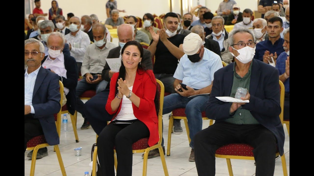 Adıyaman'da Hakların Demokrasi Partisi HDP 9 yaşını kutladı