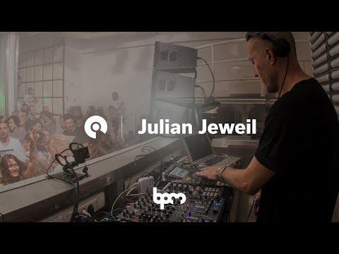 Julian Jeweil @ BPM Festival Portugal 2017 (BE-AT.TV)