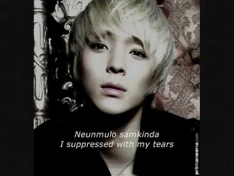 FTIsland - Tears Are Falling [subbed eng+romanized]