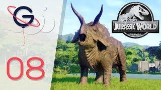 JURASSIC WORLD EVOLUTION FR #8 : Parc en faillite sur Isla Tacaño !