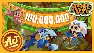 Join Us As We Celebrate 100 Million Players! | Animal Jam & Play Wild