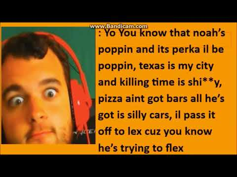 """""""It's Killing Time Bro"""" Official Lyric Song (CRINGY)"""