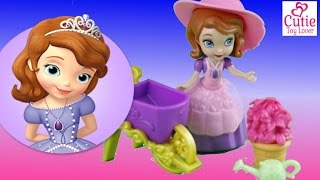 So Pretty! New Sofia The First Garden Adventure!
