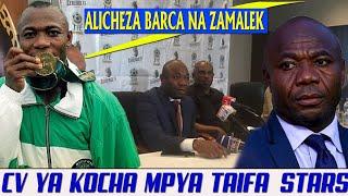 CV Ya Kocha Mpya Wa Taifa Stars Emmanuel Amunike