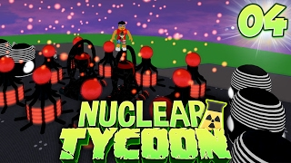 Almost Time to Rebirth! Nuclear Plant Tycoon - Ep. 4 | Roblox