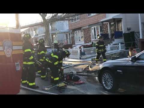 FDNY on scene of fatal Staten Island fire