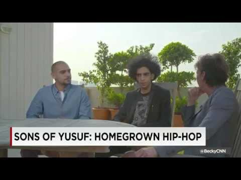 CNN interview with Sons of Yusuf - Connect The World