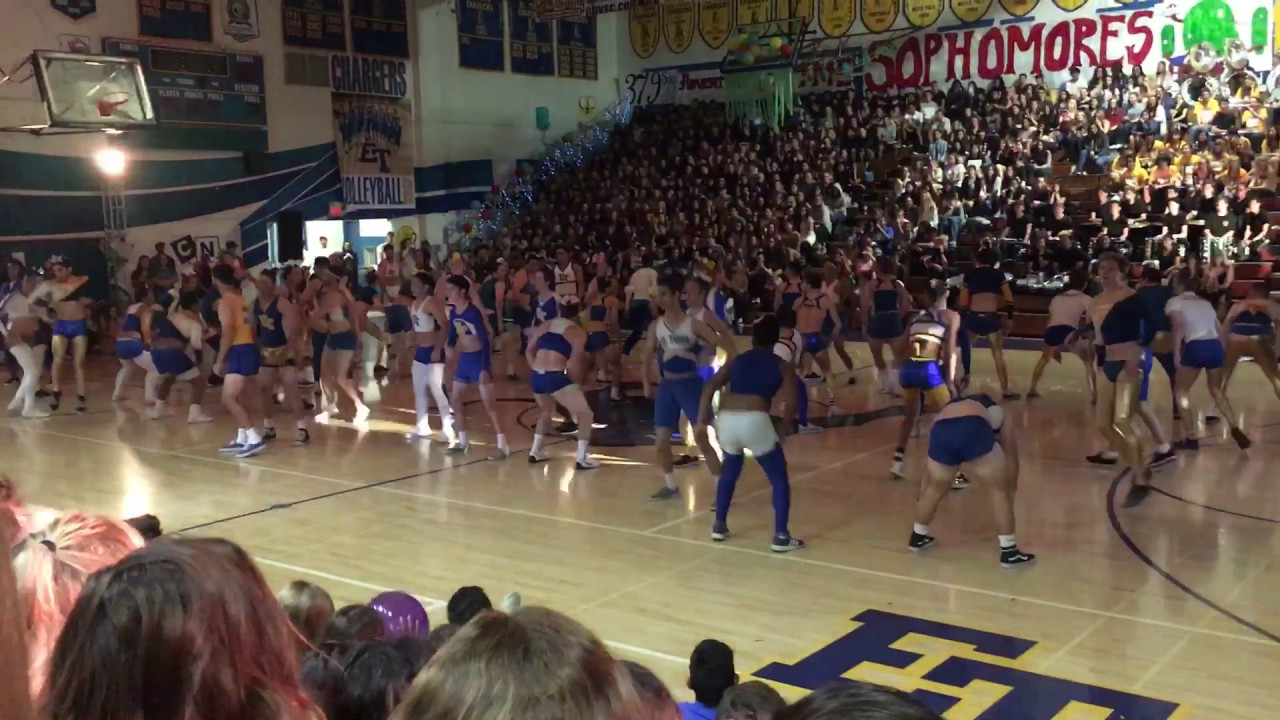 El Toro High School Cheer and Dance