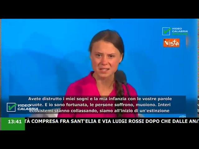 InfoStudio il telegiornale della Calabria notizie e approfondimenti - 24 Ottobre 2019 ore 13.30