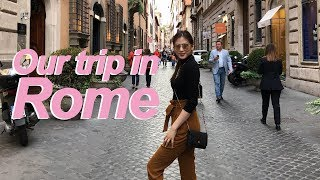 What we did in Rome by Alex Gonzaga thumbnail