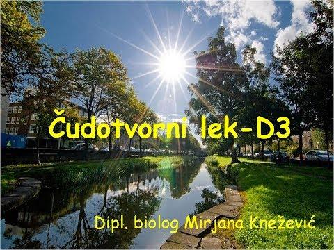 Mirjana Knezevic-  CUDOTVORNI LEK VITAMIN D3 22.04.2017