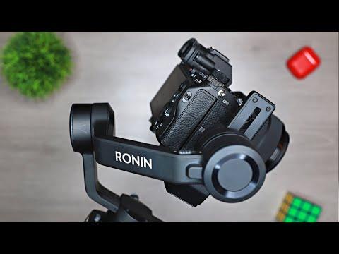DJI Ronin SC - the best small gimbal?
