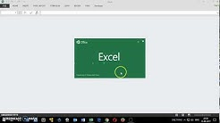 Microsoft Corrupt Excel: the file is corrupted and cannot be opened - 2016, 2013