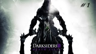 DarkSiders II - Gameplay Walkthrough - Part 1 thumbnail