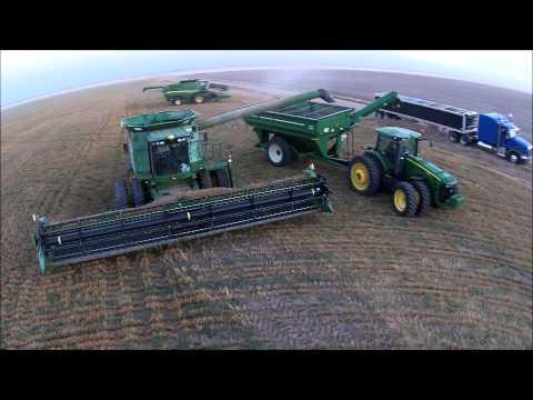 2015 Kansas Wheat Harvest
