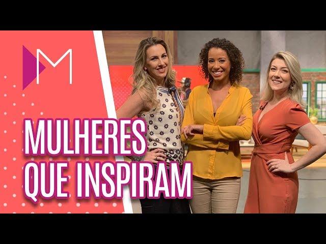 Dia Internacional da Mulher - Mulheres (08/03/2019)