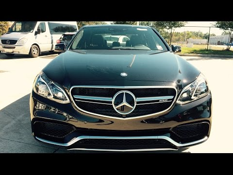 mercedes benz e63 amg s 4matic review funnydog tv. Black Bedroom Furniture Sets. Home Design Ideas