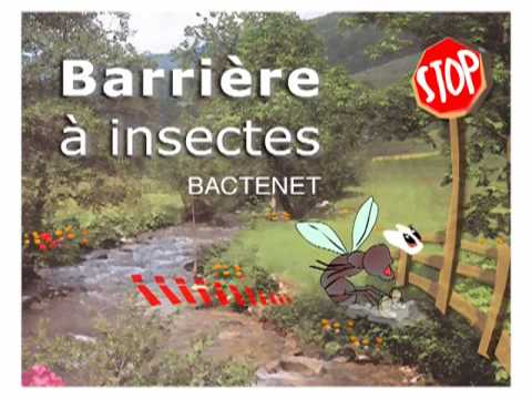 Barri re insectes youtube - Barriere a insectes ...