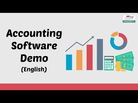 Free Accounting Software - MARG Erp [English]