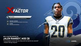 MADDEN 20 ONLINE: MORNING WEEKEND LEAGUE AIR RAIDING OR DIE TRYING!
