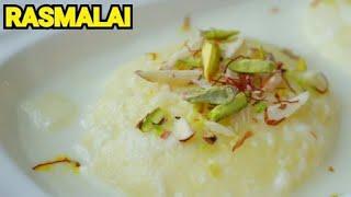 Rasmalai Recipe with milk powder - restaurant style RASMALAI recipe