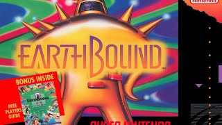 EarthBound: Why the Hype? - SNESdrunk