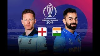 🔴[ LIVE ] India vs England World Cup 2019 Live Cricket Match | IND vs ENG Live Streaming | Newsnash