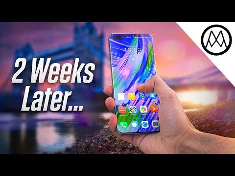 Huawei P40 Pro - 2 Weeks later.