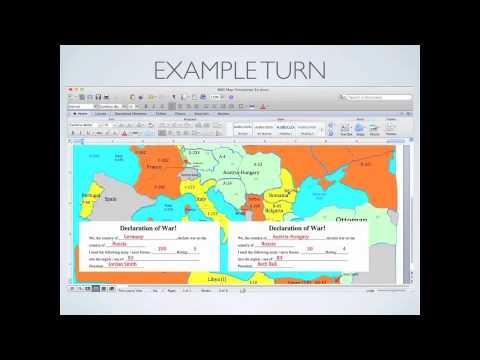 World War One Simulation Lesson Plan Battle Example