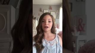 USA National Miss Southern Shores Preteen Allie Ingram