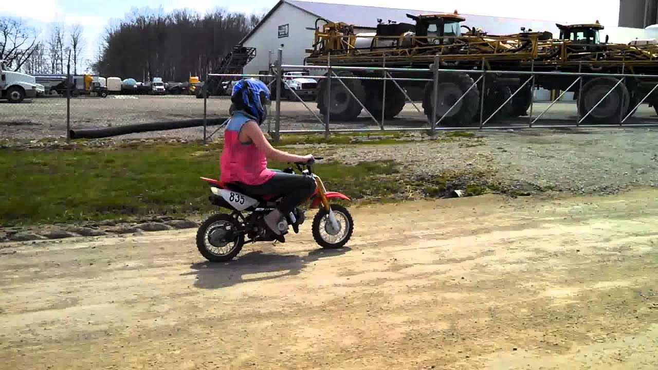 Coolster 70 Dirtbike Youtube