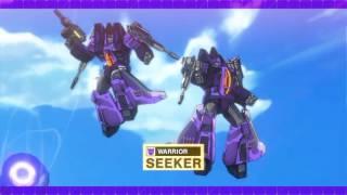 Transformer Devastation Let's Play #1...