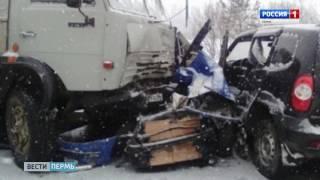 Смертельное ДТП: усилены меры безопасности на трассе Пермь-Екатеринбург