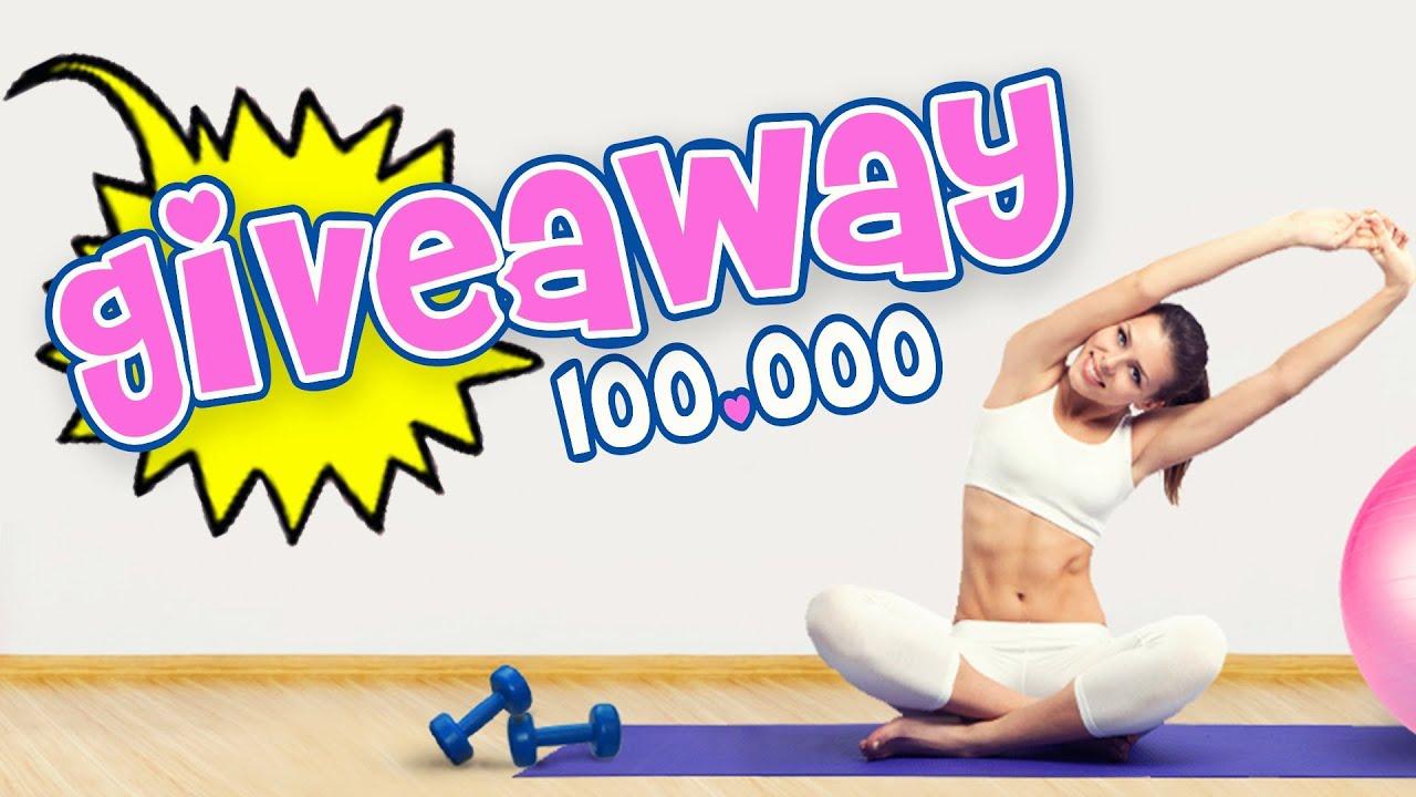 !!!Giveaway!!! 100.000 Подписчиков! ПОДАРКИ! ЗАКРЫТ!