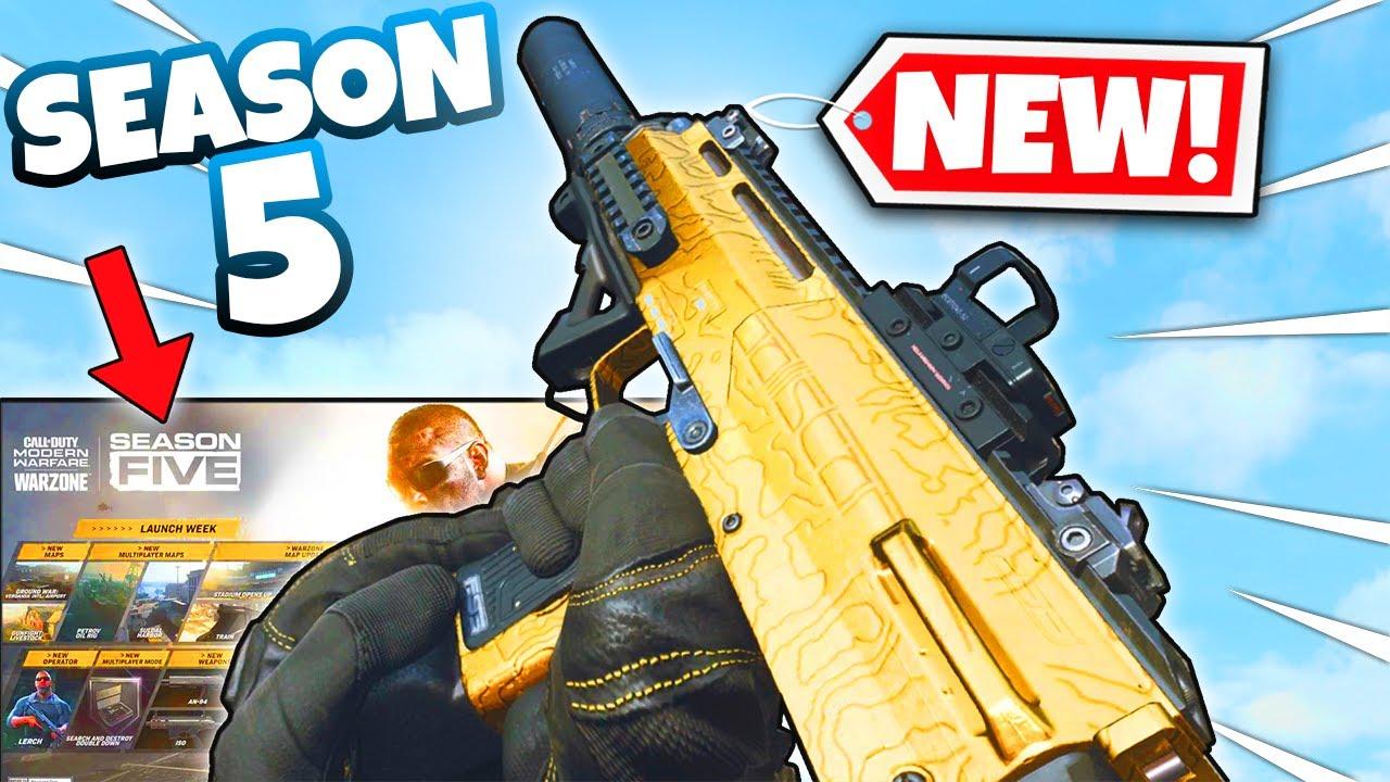 The New Update 1 24 In Modern Warfare Season 5 Is Huge Cod Mw Gameplay Youtube