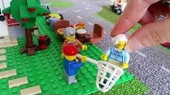 LASTENOHJELMIA SUOMEKSI - Lego city - Kesäloma mummolassa - osa 3