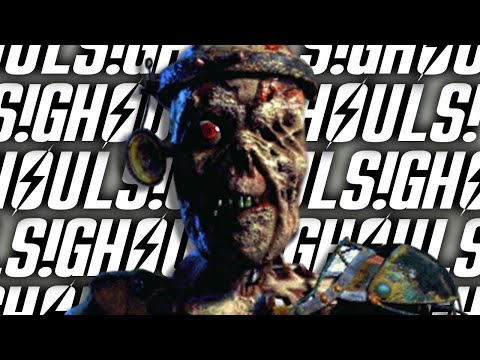 Fallout Lore: Ghouls