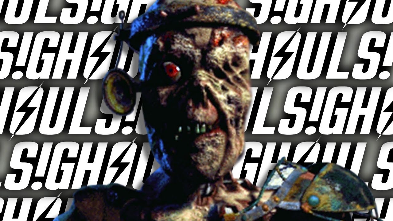 Download Fallout Lore: Ghouls