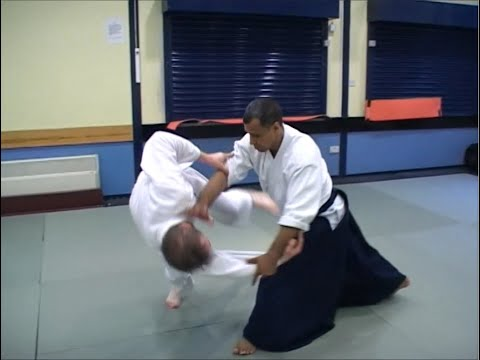 London Aikikai Aikido Dojo - Class training