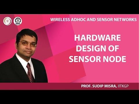 Hardware Design of Sensor Node