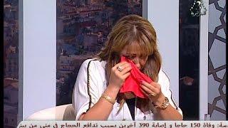 """لحظة مؤثرة جدا """"صباح العيد"""" مباشرة على التلفزيون الجزائري"""