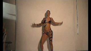 Urban Tribe Carina Keiko Steiro - warrior freestyle.mp3