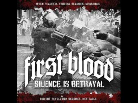 First Blood - Silence (New Song)