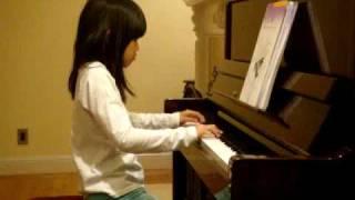 Piano Play: Hungarian Dance No. 5, by Emily Shih