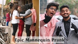 Mannequin Prank In India  | Ft.ThrustUs | Raj Khanna - Boss Of Bakchod