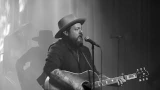 """Nathaniel Rateliff & The Night Sweats """"Baby i know"""" Live at Berns Stockholm 180330"""