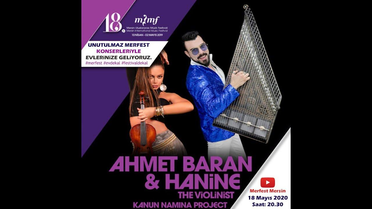 Unutulmaz Merfest Konserleriyle evlerinize geliyoruz. Ahmet Baran & Hanine Al Alam