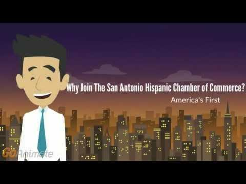 Join the San Antonio Hispanic Chamber of Commerce