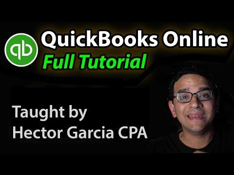 QuickBooks Online 2021 - Complete Tutorial